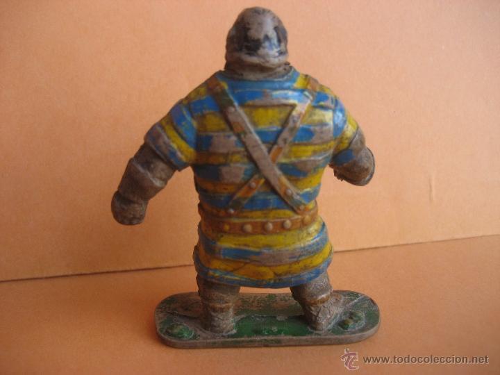 Figuras de Goma y PVC: Goliat. Goma. Estereoplast. Para restaurar - Foto 2 - 201832908