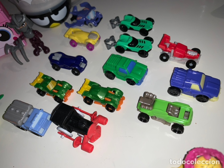 Figuras Kinder: Lote unas 50 figuras kinder, McDonalds, phoskitos, roscon, etc - Foto 3 - 201940658