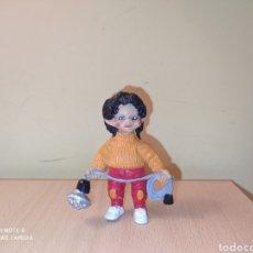 Figuras de Goma y PVC: FIGURA ELECTRODUENDE SONORO LA BOLA DE CRISTAL ALASKA COMICS SPAIN 86 PVC. Lote 173586877