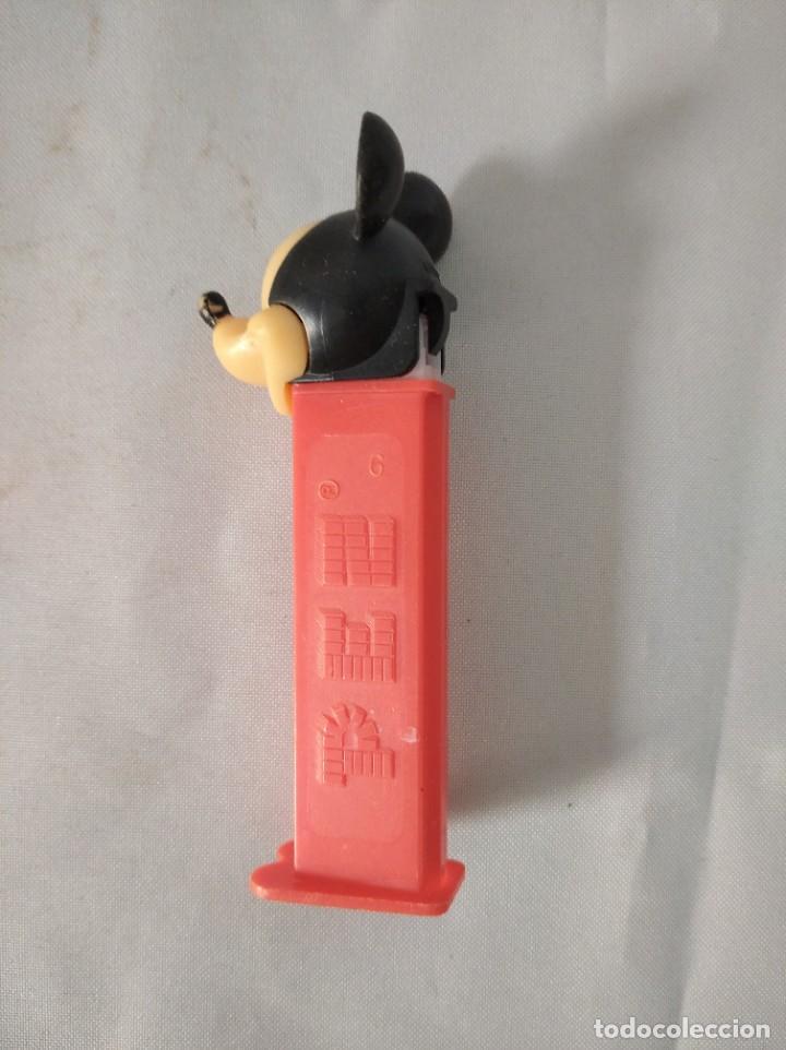 Dispensador Pez: Dispensador de caramelos PEZ. Mickey Mouse. - Foto 2 - 202557467