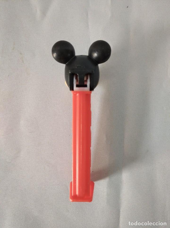 Dispensador Pez: Dispensador de caramelos PEZ. Mickey Mouse. - Foto 3 - 202557467