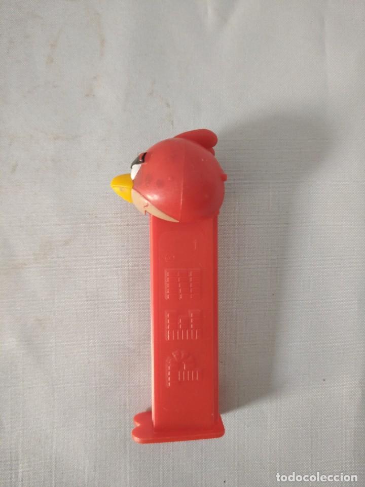 Dispensador Pez: Dispensador de caramelos PEZ. Angry birds. - Foto 2 - 202557735