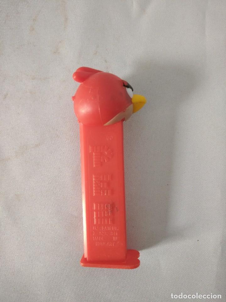 Dispensador Pez: Dispensador de caramelos PEZ. Angry birds. - Foto 4 - 202557735