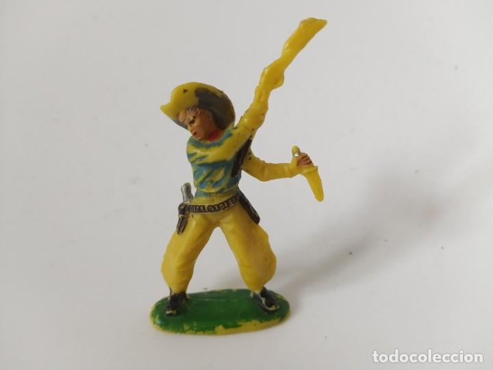 FIGURA VAQUERO PECH HNOS (Juguetes - Figuras de Goma y Pvc - Pech)