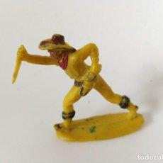 Figuras de Goma y PVC: FIGURA VAQUERO PECH HNOS. Lote 202689097