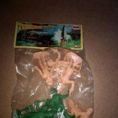 Figuras de Goma y PVC: THUNDERBIRDS MUÑECOS DE LA SERIE AÑOS 70'S (COMANSI). Lote 202714647