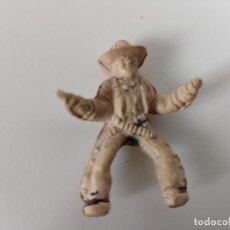 Figurines en Caoutchouc et PVC: FIGURA VAQUERO GOMA. Lote 202779608
