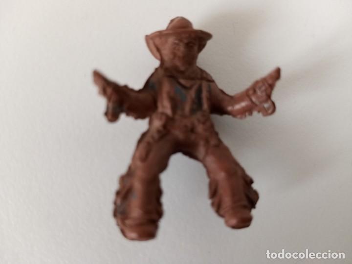FIGURA VAQUERO GOMA CAPELL (Juguetes - Figuras de Goma y Pvc - Teixido)