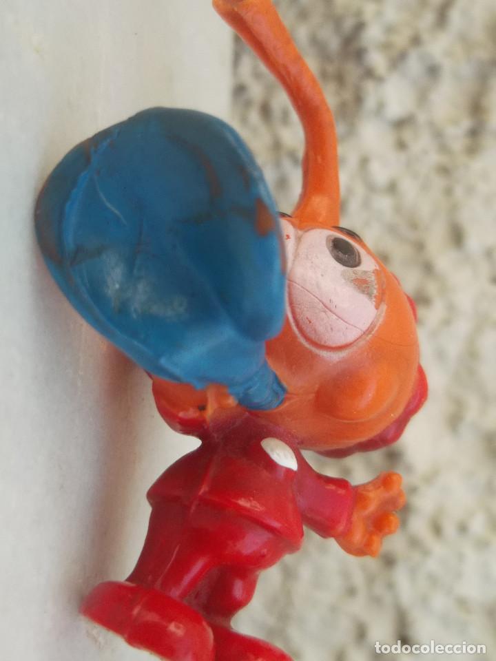 Figuras de Goma y PVC: Figura PVC Snorkel soplando concha Schleich - Foto 8 - 202836468