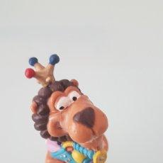 Figuras de Goma y PVC: FIGURA LEÓN BULLYLAND. Lote 202845126