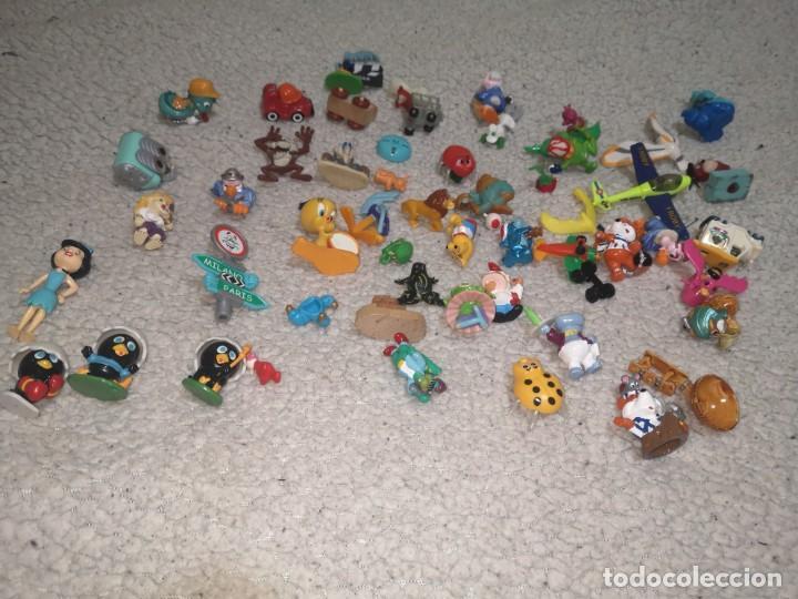 Figuras Kinder: Lote figuras huevo kinder sorpresa - Foto 2 - 203170241
