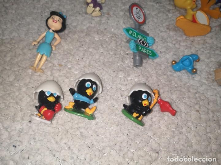 Figuras Kinder: Lote figuras huevo kinder sorpresa - Foto 3 - 203170241