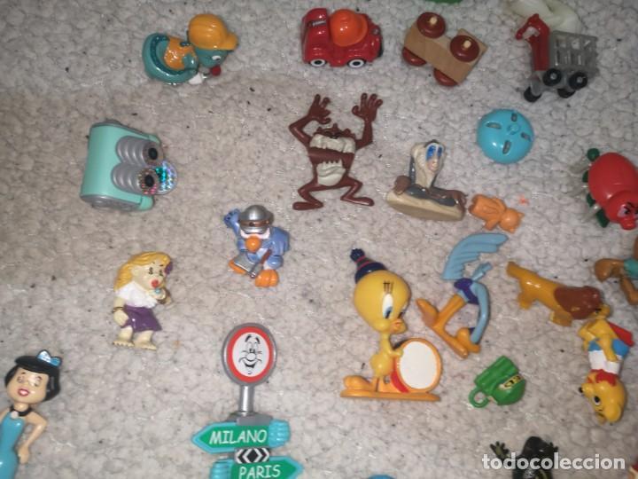 Figuras Kinder: Lote figuras huevo kinder sorpresa - Foto 5 - 203170241
