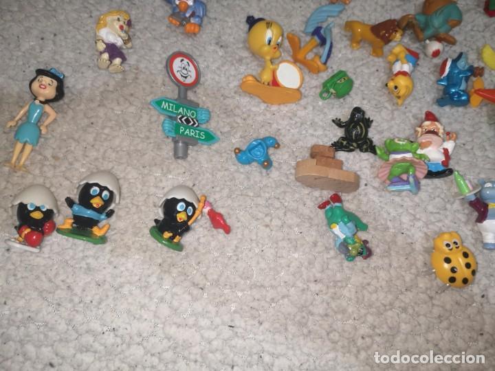 Figuras Kinder: Lote figuras huevo kinder sorpresa - Foto 6 - 203170241