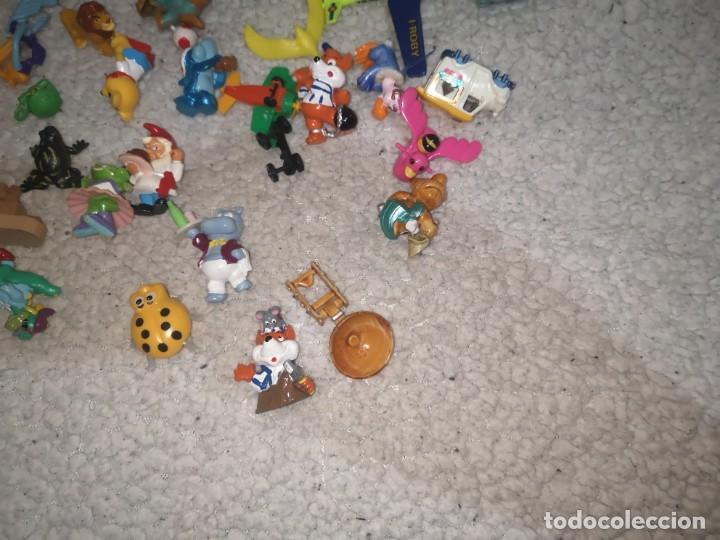 Figuras Kinder: Lote figuras huevo kinder sorpresa - Foto 7 - 203170241