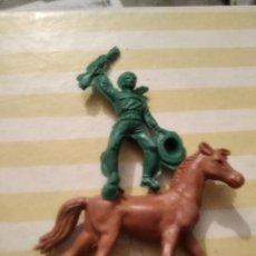 Figuras de Goma y PVC: INDIO JECSAN COMANSI REAMSA. Lote 203403907