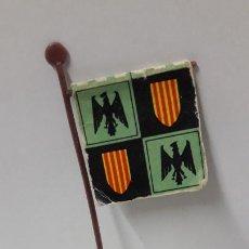 Figuras de Borracha e PVC: ESTANDARTE ARABE - MORO - SARRACENO . REALIZADO POR REAMSA . ORIGINAL AÑOS 60. Lote 203505840