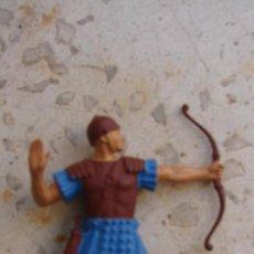 Figuras de Goma y PVC: ARQUERO ROMANO - STARLUX. Lote 203513781
