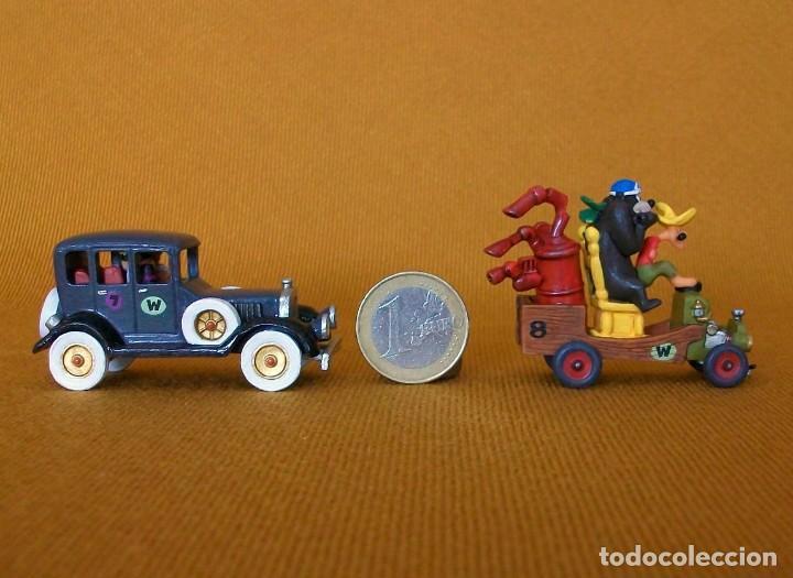 Figuras de Goma y PVC: DUNKIN DE LUXE / 2 AUTOS LOCOS HANNA-BARBERA - Foto 7 - 203587676