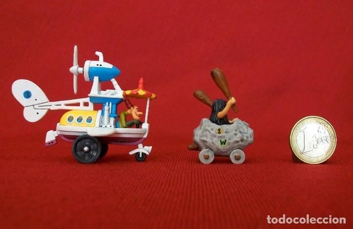 Figuras de Goma y PVC: DUNKIN DE LUXE / 2 AUTOS LOCOS HANNA-BARBERA - Foto 3 - 203588237