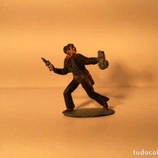 Figuras de Goma y PVC: FIGURA CHARRO DE GOMA DE PECH 250. Lote 203590088