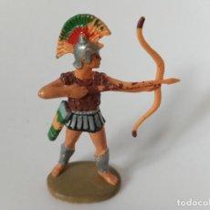 Figuras de Goma y PVC: FIGURA GUERRERO GRIEGO ATLANTIC 60 MM. Lote 203829078
