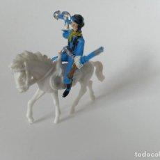 Figuras de Goma y PVC: FIGURA SOLDADO YANKEE COMANSI. Lote 203830163