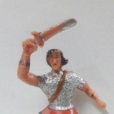 Figuras de Goma y PVC: EL JABATO PARA CABALLO . REALIZADO POR ESTEREOPLAST . AÑOS 60. Lote 203901625