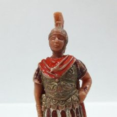 Figuras de Goma y PVC: CENTURION ROMANO . REALIZADO POR JECSAN . ORIGINAL AÑOS 60. Lote 204007955