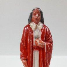 Figuras de Goma y PVC: CARDENAL RICHELIEU . REALIZADO POR JECSAN . ORIGINAL AÑOS 60. Lote 204011995