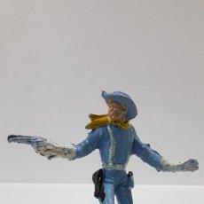 Figuras de Goma y PVC: SOLDADO FEDERAL . REALIZADO POR PECH . ORIGINAL AÑOS 60. Lote 204012880