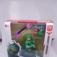 Figuras de Goma y PVC: MOISTY MERMAN. FIGURA FORTNITE. EPIC GAMES. Lote 204137605