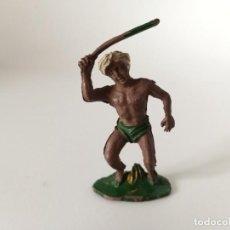 Figuras de Goma y PVC: FIGURA HINDÚ LAFREDO GOMA. Lote 204154223