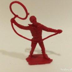 Figuras de Goma y PVC: FIGURA VAQUERO PECH. Lote 204154298
