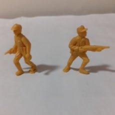 Figuras de Goma y PVC: FIGURAS SOLDADOS JAPONESES DUNKIN. Lote 204190576