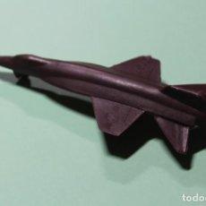Figuras de Goma y PVC: AVION MARCAS USAF X15. VER FOTOS. AÑOS 60. EXCELENTE. PLASTICO. 11,2 CM DE LARGO Y 5,2 CM ANCHO.. Lote 204222945