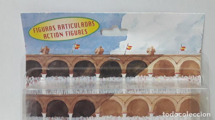 Figuras de Goma y PVC: BLISTER ORIGINAL BAILADOR Y BAILADORAS DE FLAMENCO . REALIZADO POR TEIXIDO . ORIGINAL AÑOS 60 - Foto 3 - 204236428