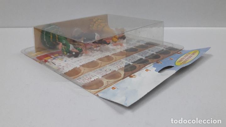 Figuras de Goma y PVC: BLISTER ORIGINAL BAILADOR Y BAILADORAS DE FLAMENCO . REALIZADO POR TEIXIDO . ORIGINAL AÑOS 60 - Foto 4 - 204236428