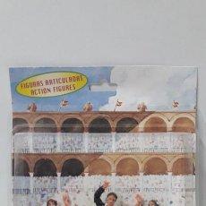 Figuras de Goma y PVC: BLISTER ORIGINAL BAILADOR Y BAILADORAS DE FLAMENCO . REALIZADO POR TEIXIDO . ORIGINAL AÑOS 60. Lote 204236428