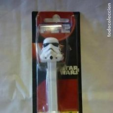 Dispensador Pez: DISPENSADOR CARAMELOS PEZ - STAR WARS. Lote 204459738