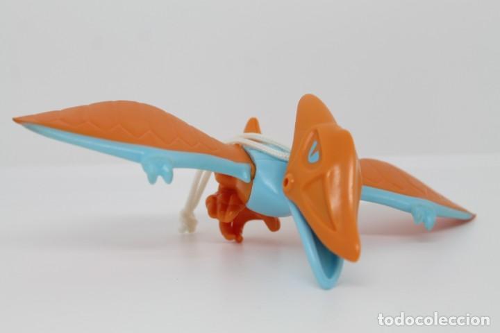 Juguete Kinder Sorpresa Maxi Terodactilo Dinosa Buy Kinder Surprise Figures At Todocoleccion 204478163 Dinosaurios grandes sonido juguete para niños coleccion. juguete kinder sorpresa maxi terodactilo dinosaurios grande xl figura