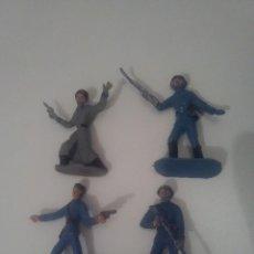 Figuras de Goma y PVC: 14 SOLDADOS DEL MUNDO DE COMANSI. Lote 204498208