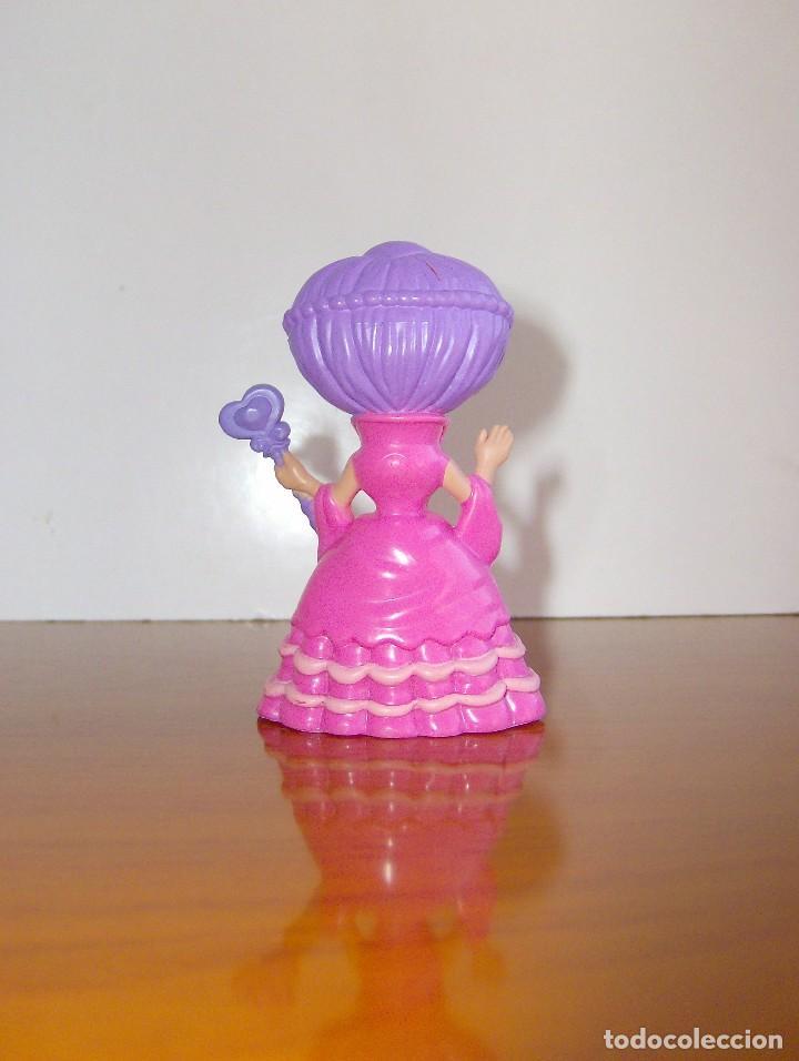 Figuras de Goma y PVC: REINA CORAZONES - ALICIA EN EL PAIS DE LAS MARAVILLAS - Foto 2 - 204503297