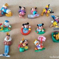 Figuras de Goma y PVC: LOTE MUÑECOS DE GOMA WALT DISNEY. Lote 204588165