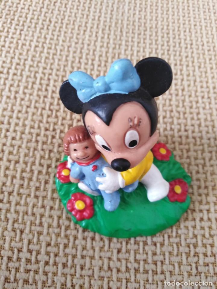 Figuras de Goma y PVC: Lote muñecos de goma Walt Disney - Foto 23 - 204588165