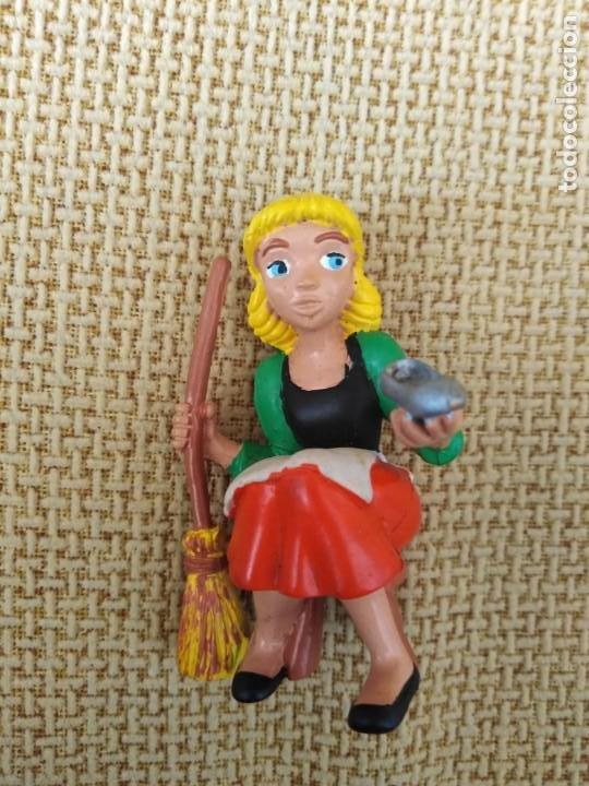 Figuras de Goma y PVC: Lote muñecos de goma - Foto 6 - 204590308