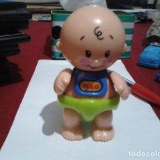 Figuras de Goma y PVC: FIGURA O MUÑECO ARTICULADO, BEBE ( TOLO ) DE 8 CM. Lote 204618902