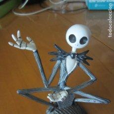 Figuras de Goma y PVC: PESADILLA ANTES DE NAVIDAD-FIGURA JACK SKELETON. Lote 204686700