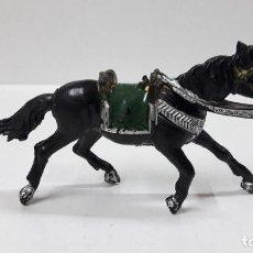 Figuras de Goma y PVC: CABALLO PARA MORO / CRISTIANO . REALIZADO POR PECH . ORIGINAL AÑOS 60. Lote 204741781