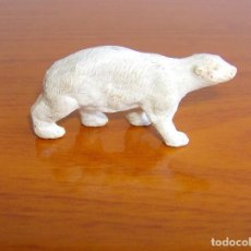 Figuras de Goma y PVC: ANTIGUO OSO AÑOS 60,70 APROX. Lote 204796501